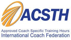 ACSTH - Approved Coach Specific Training Hours
