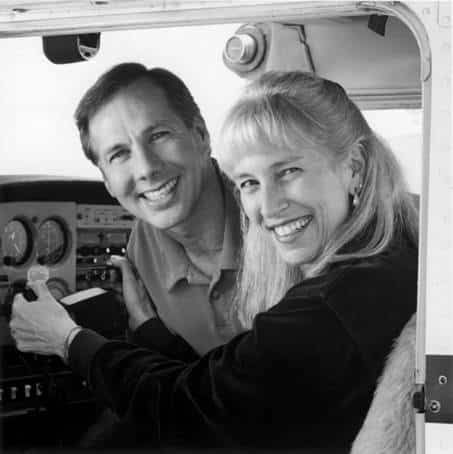 Aviation Pilots: Michael & Cherie